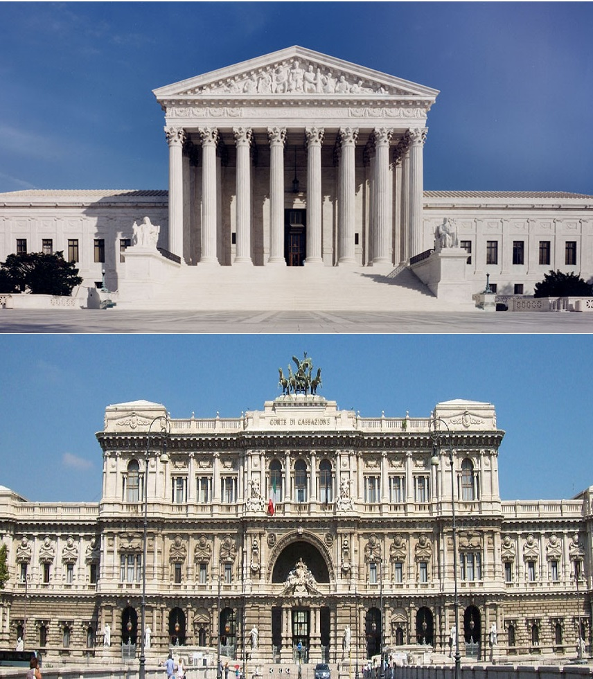 SCOTUS and Italy's Supreme Court of Cassation